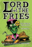 Lord of the Fries (3rd Edition) - Board Game Box Shot