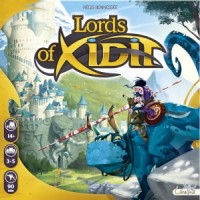 Lords of Xidit - Board Game Box Shot