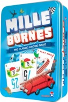 Mille Bornes - Board Game Box Shot