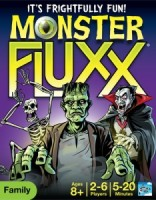 Monster Fluxx - Board Game Box Shot