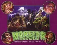 Monster Mayhem - Board Game Box Shot