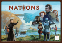 Nations - Board Game Box Shot