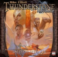 Thunderstone Advance: Numenera - Board Game Box Shot