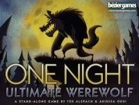 One Night Ultimate Werewolf - Board Game Box Shot