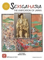 Sekigahara: The Unification of Japan (Second Edition) - Board Game Box Shot