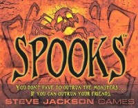 Spooks - Board Game Box Shot