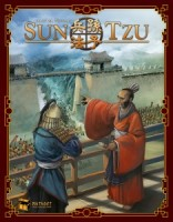 Sun Tzu (Second Edition) - Board Game Box Shot