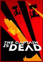 The Captain is Dead - Board Game Box Shot