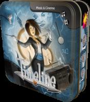 Timeline: Music & Cinema - Board Game Box Shot