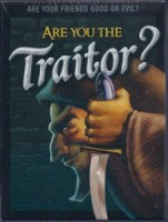 Are You the Traitor? - Board Game Box Shot