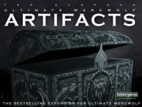 Ultimate Werewolf: Artifacts (Second Edition) - Board Game Box Shot