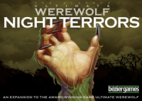 Ultimate Werewolf: Night Terrors (Second Edition) - Board Game Box Shot