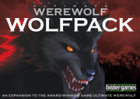 Ultimate Werewolf: Wolfpack - Board Game Box Shot