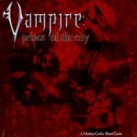 Vampire: Prince of the City - Board Game Box Shot