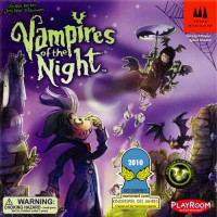 Vampires of the Night - Board Game Box Shot