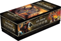 Warmachine: High Command – Invasion of Sul Campaign Expansion - Board Game Box Shot