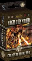 Warmachine: High Command – Colossal Warfare - Board Game Box Shot