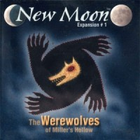 The Werewolves of Miller's Hollow: New Moon - Board Game Box Shot