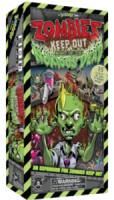 Zombies Keep Out: Night of the Noxious Dead - Board Game Box Shot