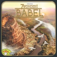 7 Wonders: Babel - Board Game Box Shot