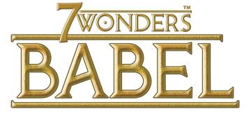 7 Wonders: Babel logo