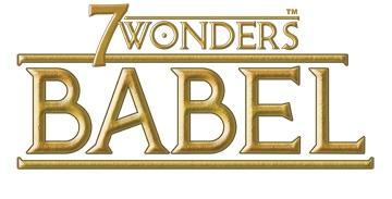 7 Wonders: Babel logo