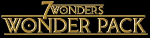 7 Wonders: Wonder Pack logo