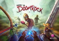 Assault on Doomrock - Board Game Box Shot