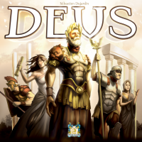 Deus - Board Game Box Shot