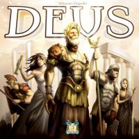 Deus - Board Game Box Shot
