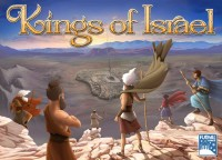 Kings of Israel - Board Game Box Shot