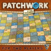 Patchwork - Board Game Box Shot
