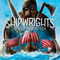 Shipwrights of the North Sea - Board Game Box Shot