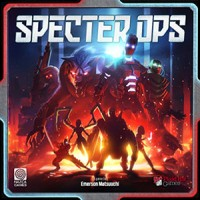 Specter Ops - Board Game Box Shot