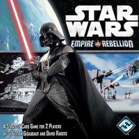 Star Wars: Empire vs. Rebellion - Board Game Box Shot
