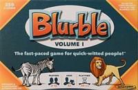 Blurble: Volume 1 - Board Game Box Shot