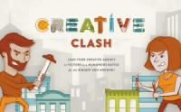 Creative Clash - Board Game Box Shot