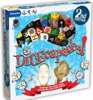 DICEcapades! (Second Edition) - Board Game Box Shot