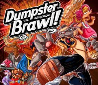 Dumpster Brawl - Board Game Box Shot