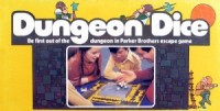 Dungeon Dice - Board Game Box Shot