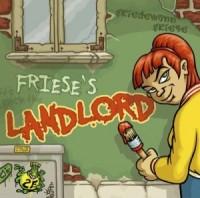 Friese's Landlord - Board Game Box Shot