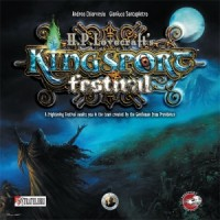 H.P. Lovecraft's Kingsport Festival - Board Game Box Shot