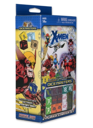 Marvel Dice Masters: Uncanny X-Men starter