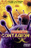 Pandemic: Contagion - Board Game Box Shot
