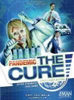 Pandemic: The Cure - Board Game Box Shot