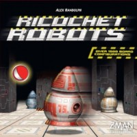 Ricochet Robots - Board Game Box Shot