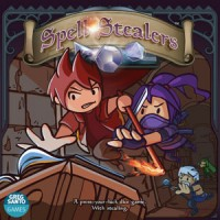 Spell Stealers - Board Game Box Shot