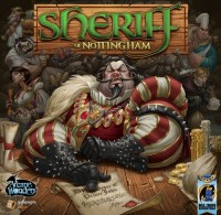 Sheriff of Nottingham - Board Game Box Shot