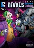 DC Comics Deck-Building Game: Rivals – Batman vs The Joker - Board Game Box Shot