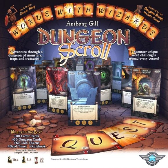 Dungeon Scroll Publisher Image